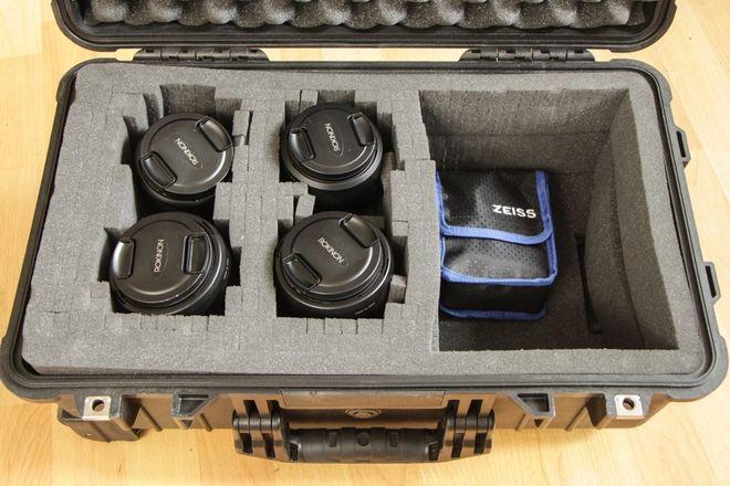 Rokinon Cine DS 4 Lens Kit