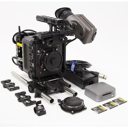 ARRI Alexa Mini 4:3 and ARRIRAW