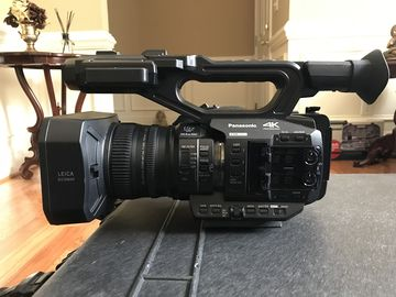 Rent: Panasonic AG-UX90 4K/HD Professional Camcorder
