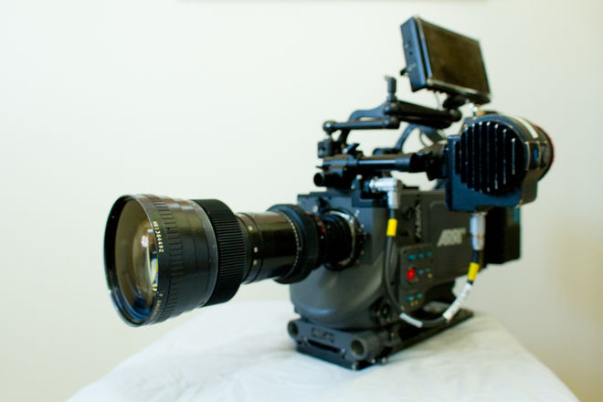 ARRI Alexa Studio With Angenieux 25-250mm T3.9