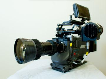 ARRI Alexa Studio With Angenieux 25-250mm T3.9
