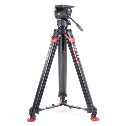 Sachtler Flowtech 75 Carbon-Fiber tripod with FSB-6 head