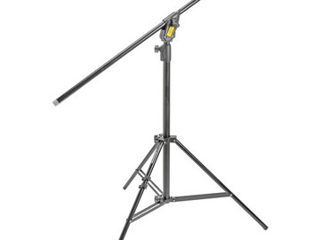 Rent: Manfrotto 420NSB 3-Section Combi-Boom Stand