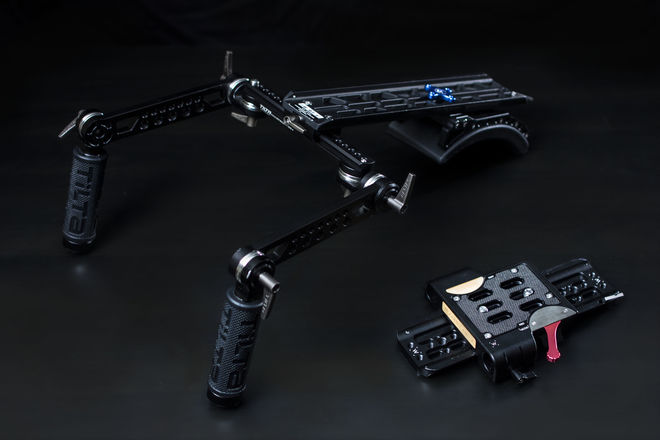 Tilta Handheld Rig w/ Bridgeplate & Extra Safety Dovetail