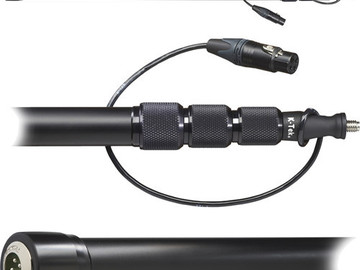 Rent: K-Tek 89CC Avalon Aluminum Boompole 7'