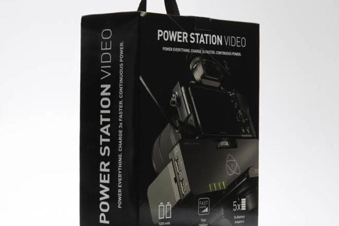 Atomos Power Station Video