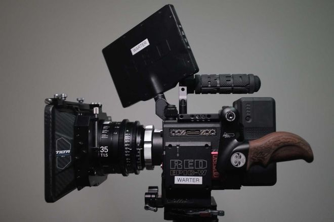 RED Epic-W Helium 8K S35 With Sigma Cine Lenses + Acces.