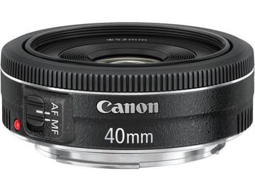 Rent: Canon EF 40mm Pancake