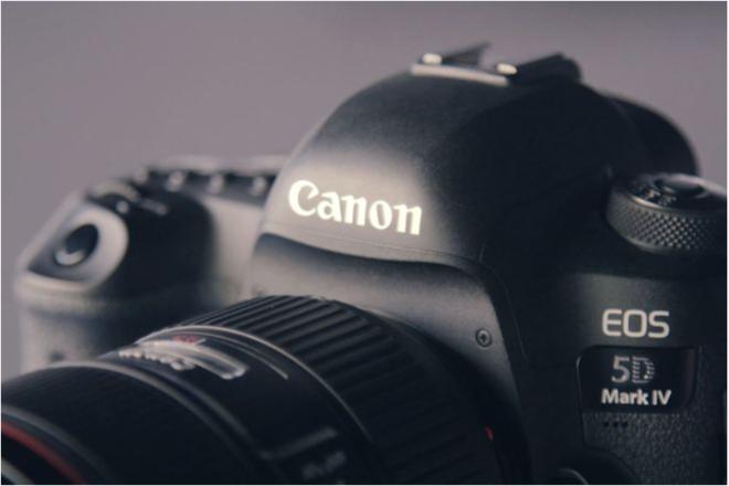 Canon EOS 5D Mark IV + 3 lenses