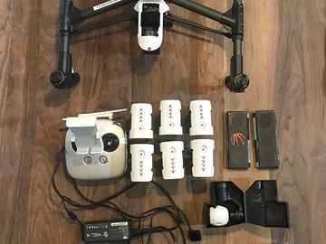 DJI Inspire 1 v2.0 Quadcopter