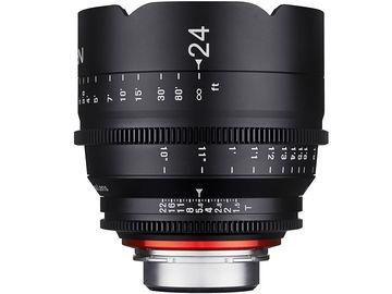 Rokinon Cine Xeen Lens 24mm T1.5