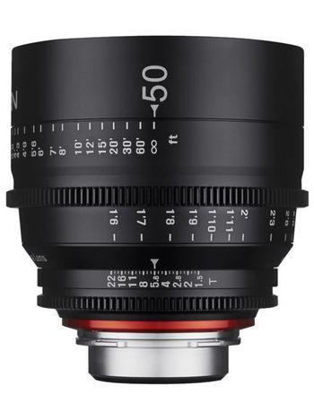 Rokinon Cine Xeen Lens 50mm T1.5