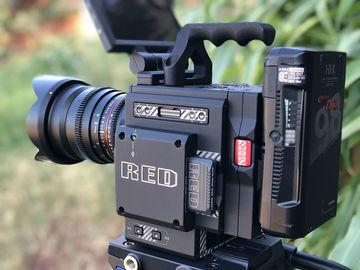 RED EPIC-W 8K HELIUM DSMC2
