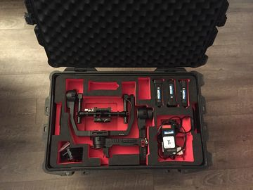 DJI Ronin 3-Axis Gimbal Stabilizer with Extension Arm