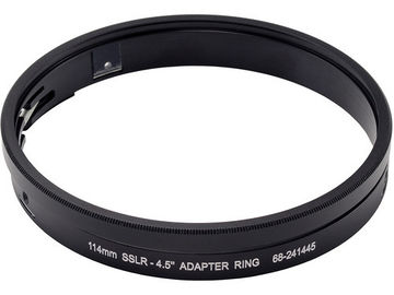 "Rent: 114mm to 4.5"" Clamp-On Ring"
