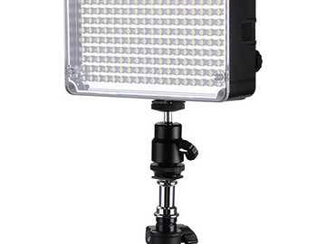 Aperture LED On Camera Light