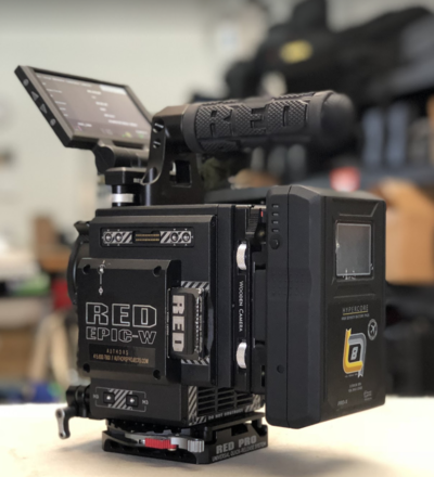 RED Epic-W Helium S35