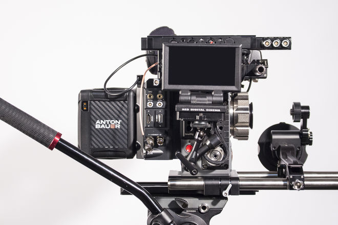 RED Scarlet-W PL/EF Mount Package
