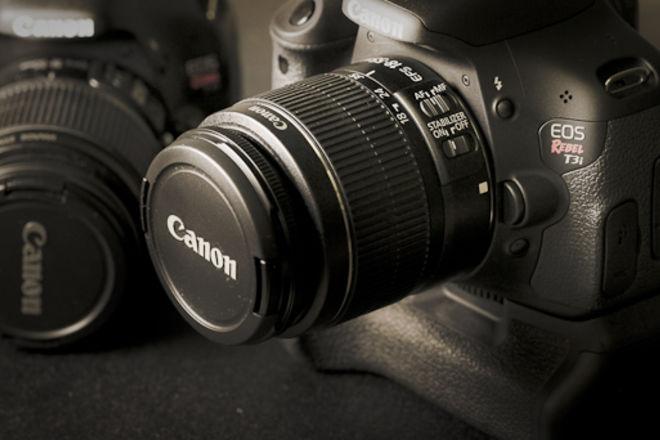 Canon EOS Rebel  T3i 18-55mm Package (Magic Lantern)