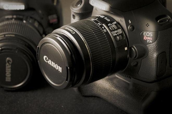 Canon EOS Rebel  T3i 35-80mm Package (Magic Lantern)