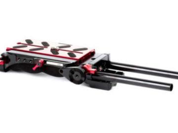 Rent: Zacuto VCT Universal Baseplate Shoulder Rig Kit