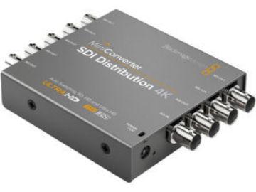 Rent: Blackmagic Design SDI Distribution 4K Converter