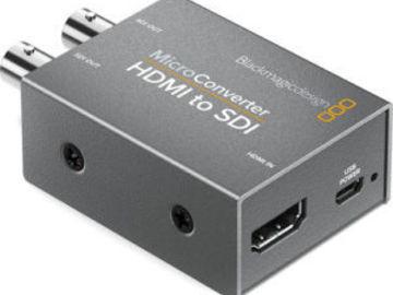 Rent: Blackmagic Design HDMI to SDI Micro Converter