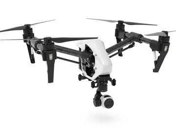 Rent: DJI Inspire 1 Quadcopter X3 4K Camera