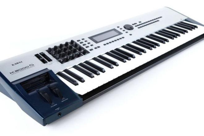 Kawai K5000s Synthesizer Keyboard Vintage Additive