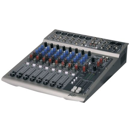 Peavey Pv10 10 channel mixer