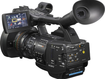 Rent: Sony EX1