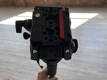 Rent: Manfrotto MVM500A Fluid Aluminum Video Monopod