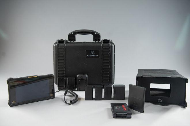 4K RAW atomos shogun SDI-HDMI recorder [2TB kit]