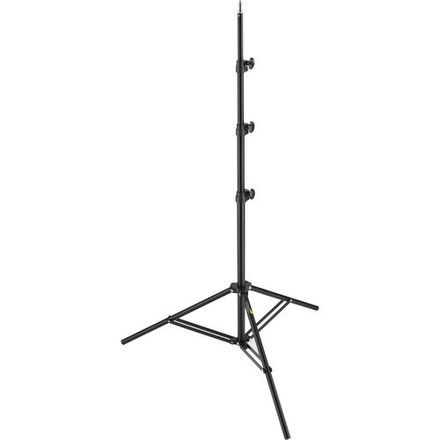 Light Stand (Black, 7′)