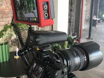 Sony Alpha a7SII Mirrorless Camera A7S II