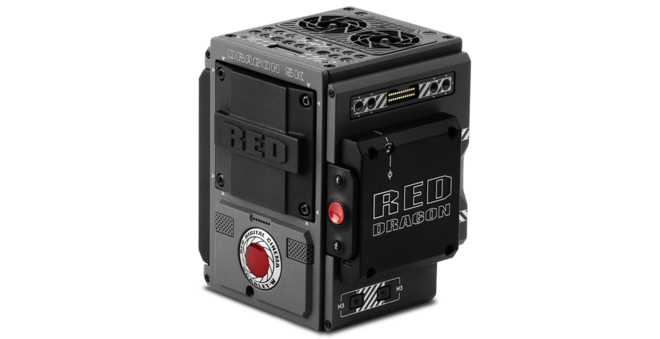 RED Scarlet-W Dragon 5K Whole Kit!