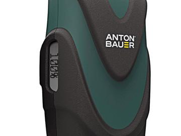 Rent: 5x Anton Bauer Digital 90 Gold Mounts + Quad Charger
