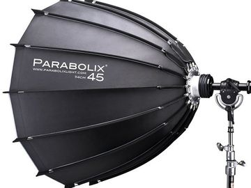 Parabolix 45-inch Reflector Parabolic Umbrella (Bowens)