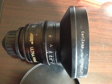 Rent: 12 mm ARRI Ziess Ultra Prime Lenses T1.9