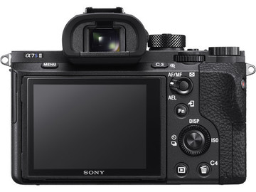 Rent: Sony a7s II Basic Kit (w/Metabones EF adapter) 64GB SD