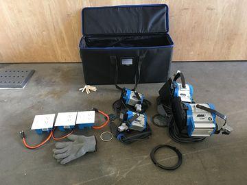 ARRI Tungsten Light Kit 4 Lights 650w, 300w, 150w, 150w