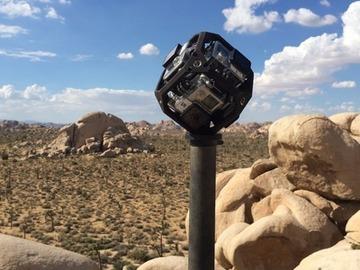 360 Video Rig (GoPro)