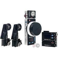 Movcam 2 Channel Wireless Follow Focus System