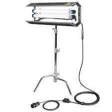 4' 4Bank Filmgear Flo-box LED (KINO FLO STYLE)