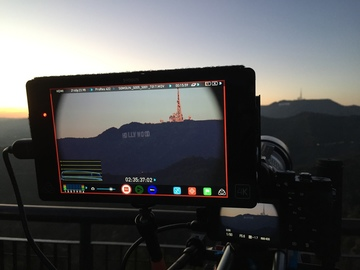 Rent: Atomos SHOGUN - with Extras
