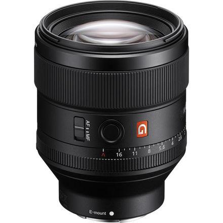 Sony 85mm f/1.4 GM