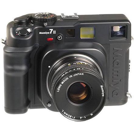 Mamiya 7ii w/ 80mm F/4 Lens