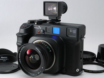 Rent: Mamiya 7ii w/ 43mm f/4.5 Lens & Viewfinder