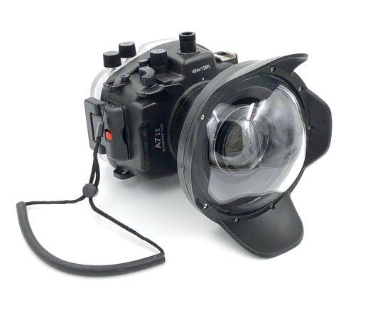 Meikon Underwater Camera Housing Case