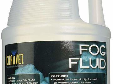 Rent: ChauvetDj FJ-U Fog Machine Fluid